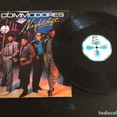 """Discos de vinilo: COMMODORES - NIGHTSHIFT - 12"""" ALEMANIA. Lote 244561800"""