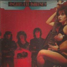 Discos de vinilo: ANGELES DEL INFIERNO PACTO CON EL DIABLO. Lote 244564325