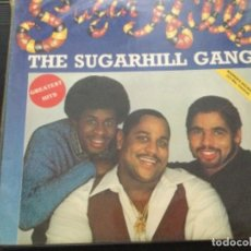 Discos de vinilo: THE SUGARHILL GANG - GREATEST HITS. Lote 244576305