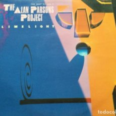 Discos de vinilo: THE ALAN PARSONS PROJECT - LIMELIGHT, THE BEST VOL. 2. Lote 244577345