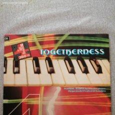 Discos de vinilo: RONNIE ALDRICH Y SUS DOS PIANOS. TOGETHERNESS. 4 FASES ESTEREO. Lote 244580045