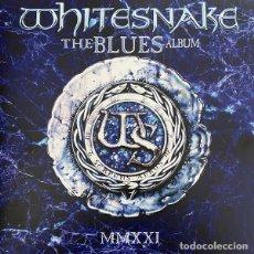 Discos de vinilo: WHITESNAKE – THE BLUES ALBUM -LP-. Lote 244580185