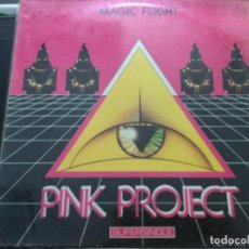 Discos de vinilo: PINK PROJECT - MAGIC FLIGHT. Lote 244580585