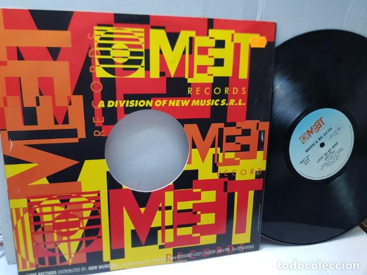 Discos de vinilo: MAXI SINGLE-MONICA DE LUXE-SUBMISSION- en funda original 1991 - Foto 2 - 244581350