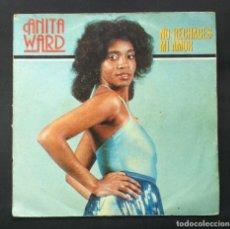 Discos de vinilo: ANITA WARD - NO RECHACES MI AMOR / CONSENTIDO POR TU AMOR - SINGLE 1979 - TK. Lote 244585795
