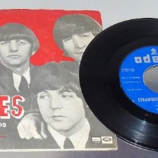 Discos de vinilo: THE BEATLES-- PENNY LANE / STRAWBERRY FIELDS FOREVER - 1ª EDIC AÑO 1967 --- NEAR MINT ( NM OR M- ). Lote 181934736