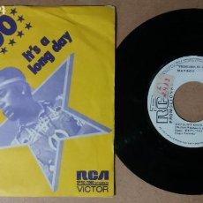 Discos de vinilo: MARBOO / YOU DON'T KNOW / SINGLE 7 PULGADAS. Lote 244590090