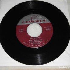 Discos de vinilo: DISCO THE CHORDETTES - MISTER SANDMAN (CADENCE, 1954) EDCICIÓN ORIGINAL AMERICANA. MUY BUENO. Lote 244595915