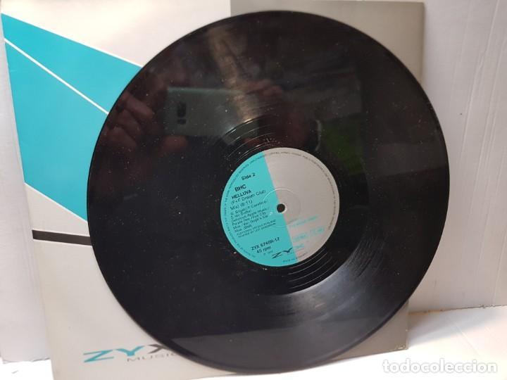 Discos de vinilo: MAXI SINGLE-BHC HELLUVA-DREAM CLUB- en funda original 1992 - Foto 3 - 244601155