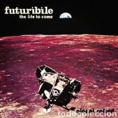 Discos de vinilo: GIANNI SAFRED–FUTURIBILE (THE LIFE TO COME ) DOBLE LP VINILO. Lote 244604290