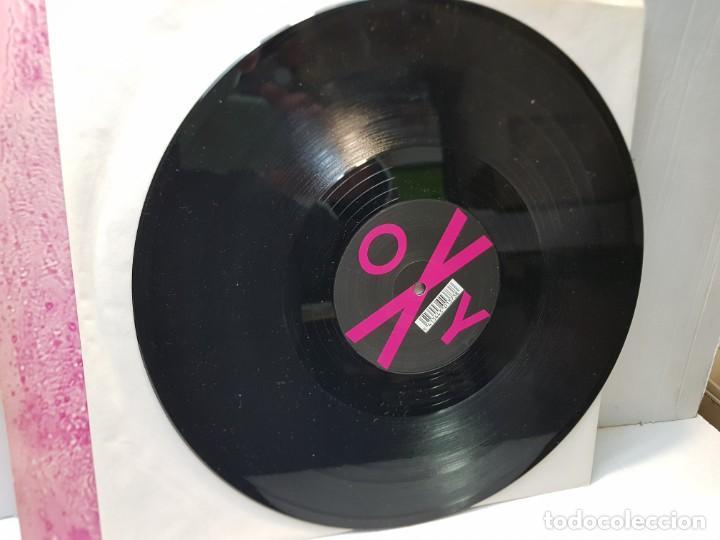 Discos de vinilo: MAXI SINGLE-JEFF HYPP-THE FEELING- en funda original 1992 - Foto 4 - 244605390