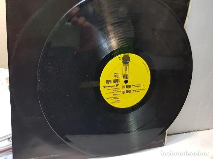 Discos de vinilo: DISCO MAXI SINGLE 33 1/3-RALPHI ROSARIO-THIS QUENCH- en funda original - Foto 2 - 244607305