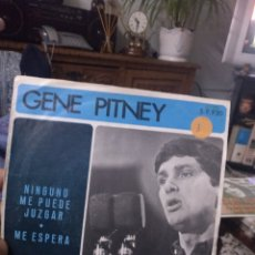 Discos de vinilo: GENE PITNEY. Lote 244610830