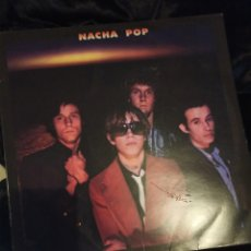 Discos de vinilo: LP NACHA POP. Lote 244615250