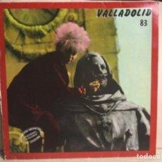 Discos de vinilo: VARIOS - VALLADOLID 83 LP ,RECOPILATORIO 1983 - PUNK. Lote 244617085
