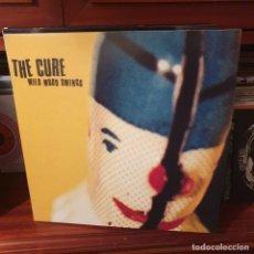 Discos de vinilo: THE CURE / WILD MOOD SWINGS / DOBLE ALBUM / GATEFOLD / NOT ON LABEL. Lote 244617980