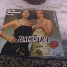Discos de vinilo: BACCARA. Lote 244619430
