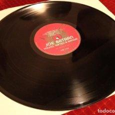 Discos de vinilo: JOE BATAAN YOUNG GIFTED AND BROWN LATIN SOUL VAMPI LP SIN PORTADA. Lote 244620205