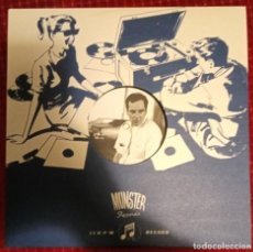 Discos de vinilo: ALEX CHILTON LOOSE SHOES AND TIGHT PUSSY LP. Lote 244623880
