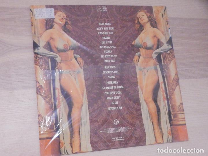 Discos de vinilo: Vinilo Long Play - Mano Negra - Puta´s Fever - Virgin 1989 - Impecable - Foto 2 - 244629575