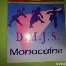Dischi in vinile: DISCO D.M.J.S. MONOCAÍNE. DISCOSHOP VALENCIA / ERPAS MUSIC. Lote 244634030