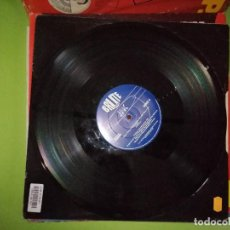 Discos de vinilo: DISCO JFK - HERE THEY COME AGAIN (BRUTAL MIX)(CRNAK MIX). BRUTE RECORDS. Lote 244634435