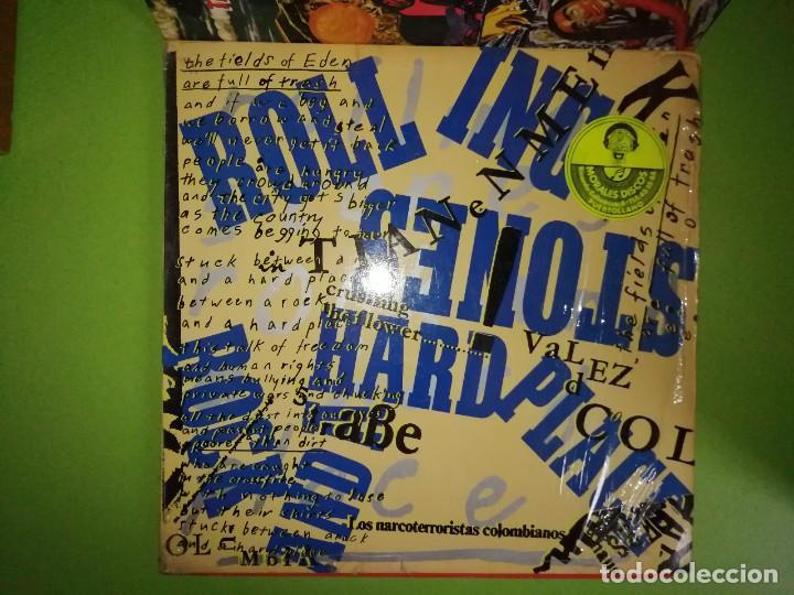 ROLLING STONES. ROCK AND A HARD PLACE. 33 1/3 RPM. STEREO (Música - Discos de Vinilo - Maxi Singles - Disco y Dance)