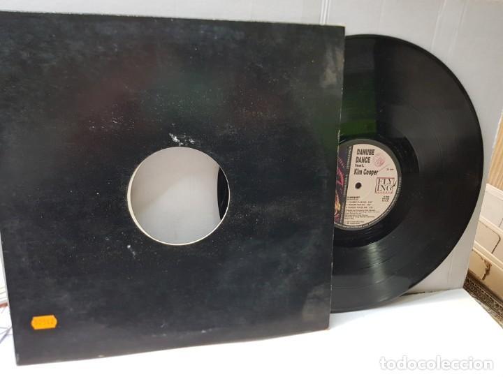 DISCO 33 EPS-KIM COOPER-UNIQUE- EN FUNDA ORIGINAL 1991 (Música - Discos de Vinilo - EPs - Pop - Rock Internacional de los 90 a la actualidad)