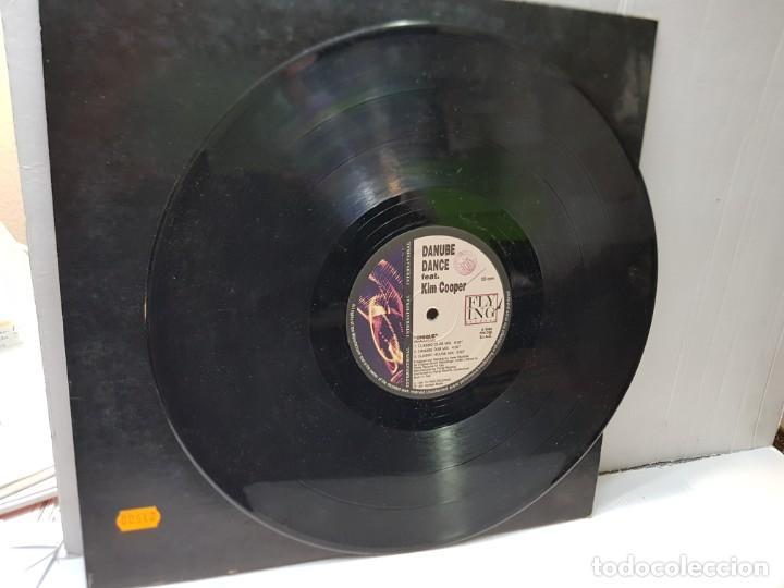 Discos de vinilo: DISCO 33 EPS-KIM COOPER-UNIQUE- en funda original 1991 - Foto 2 - 244636380