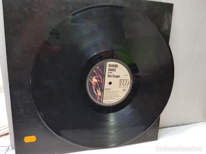 Discos de vinilo: DISCO 33 EPS-KIM COOPER-UNIQUE- en funda original 1991 - Foto 3 - 244636380