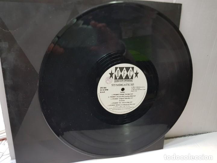 Discos de vinilo: DISCO MAXI SINGLE 33 1/3-SYNDICATE 305-I PROMISE- en funda original 1992 - Foto 3 - 244640105