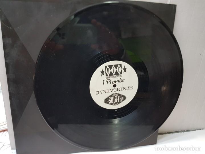 Discos de vinilo: DISCO MAXI SINGLE 33 1/3-SYNDICATE 305-I PROMISE- en funda original 1992 - Foto 4 - 244640105