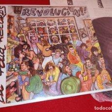 Discos de vinilo: LA POLLA RECORDS REVOLUCION! LP 1985 SOÑUA EXCELENTE ESTADO. Lote 244641880