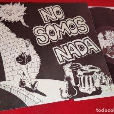 Discos de vinilo: LA POLLA RECORDS NO SOMOS NADA LP 1987 TXATA GATEFOLD EXCELENTE ESTADO. Lote 244642060