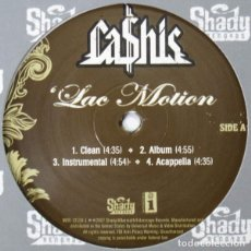 Discos de vinilo: CA$HIS ‎– 'LAC MOTION. Lote 244642180