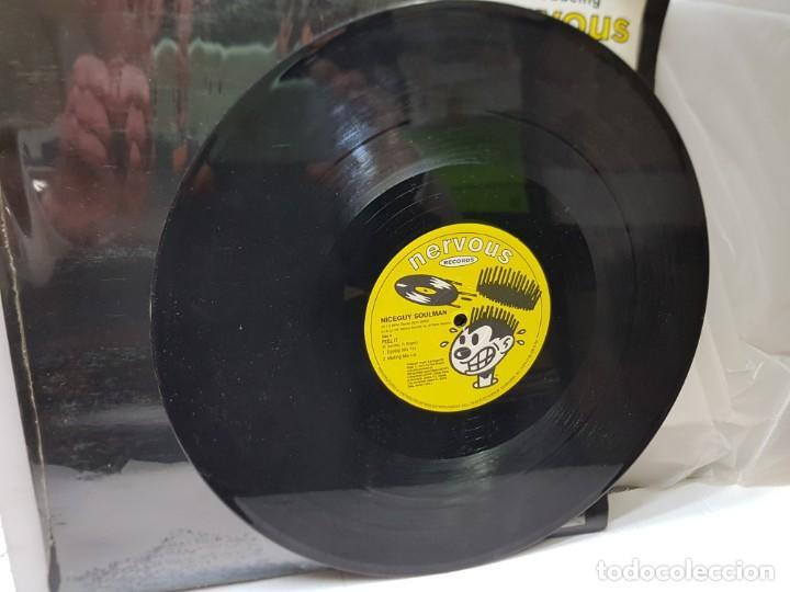 Discos de vinilo: MAXI SINGLE 33 1/3 -NICEGUY SOULMAN-EGOTRIP MIX- en funda original 1991 - Foto 2 - 244642715