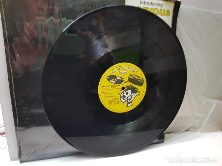 Discos de vinilo: MAXI SINGLE 33 1/3 -NICEGUY SOULMAN-EGOTRIP MIX- en funda original 1991 - Foto 3 - 244642715