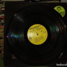 Discos de vinil: DISCO MEGABEAT 1. Lote 244644010