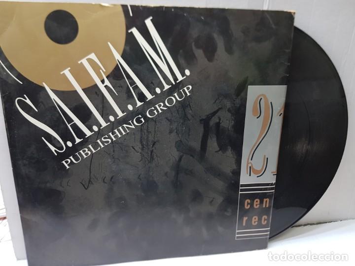 Discos de vinilo: MAXI SINGLE 33 -MORGANA-MELODIES- en funda original 1996 - Foto 2 - 244644270