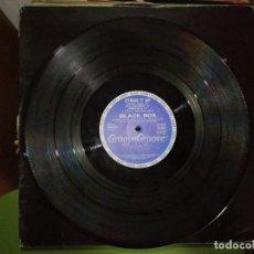Discos de vinilo: DISCO BLACK BOX - STRIKE IT UP (ORIGINAL REMIX)(HARD CORE REMIX)(TRAINAPOLLA). Lote 244644600