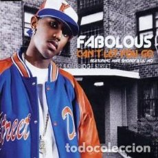 Discos de vinilo: FABOLOUS ‎– CAN'T LET YOU GO. Lote 244644605