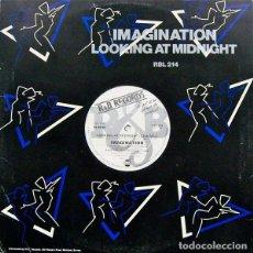 Discos de vinilo: IMAGINATION – LOOKING AT MIDNIGHT. Lote 244644775