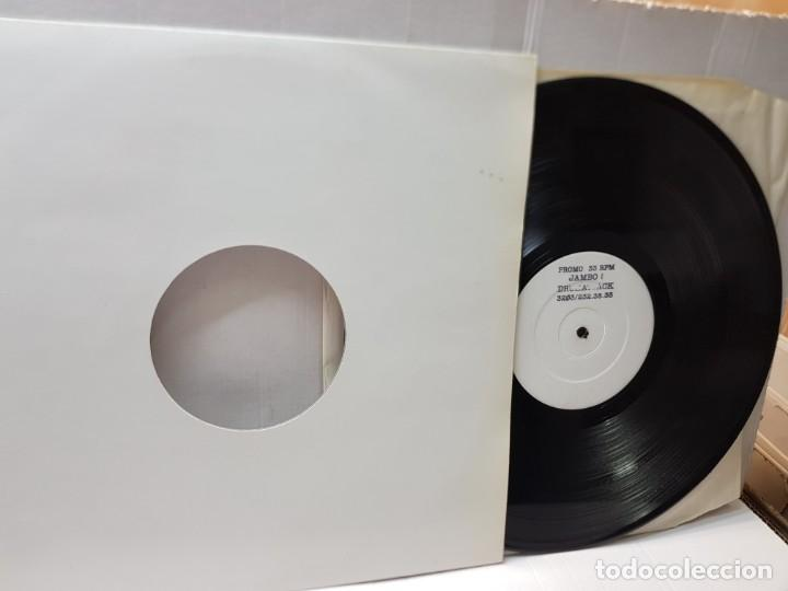 MAXI SINGLE 33 -JAMBO I-- EN FUNDA ORIGINAL (Música - Discos de Vinilo - Maxi Singles - Pop - Rock Internacional de los 90 a la actualidad)