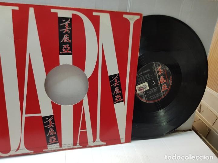 Discos de vinilo: MAXI SINGLE -JARN-DEEP IN MY HEAT- en funda original - Foto 2 - 244646665