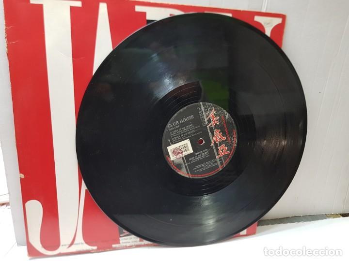 Discos de vinilo: MAXI SINGLE -JARN-DEEP IN MY HEAT- en funda original - Foto 3 - 244646665