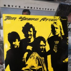 Discos de vinilo: TEN YEARS AFTER ABOUT TIME. Lote 244647580