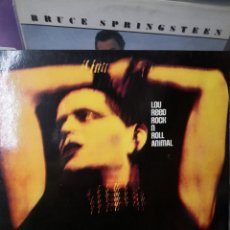 Discos de vinilo: LOU REED ROCK AND ROLL ANIMAL. Lote 244647715