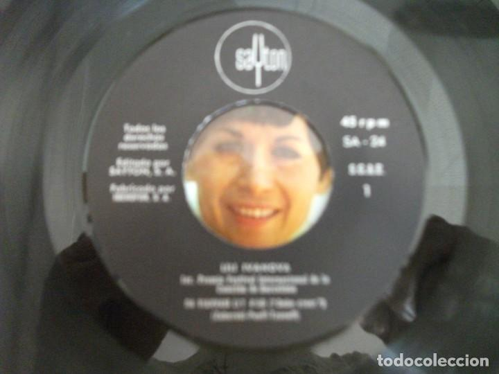 Discos de vinilo: EP DE LILI IVANOVA , YO CREO EN TI / AMOR / ABRIL MES DE SUERTE (AÑO 1968), VER FOTOS - Foto 3 - 244648745