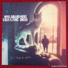 Discos de vinilo: NOEL GALLAGHER'S HIGH FLYING BYRDS IF I HAD A GUN SINGLE BRITISH POP FOLK OASIS. Lote 244655705