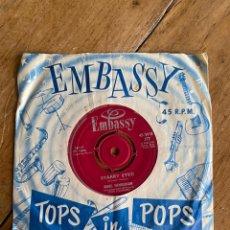 Discos de vinilo: SINGLE EP EMBASSY TOPS IN POPS // RIKKI HENDERSON. Lote 244665065